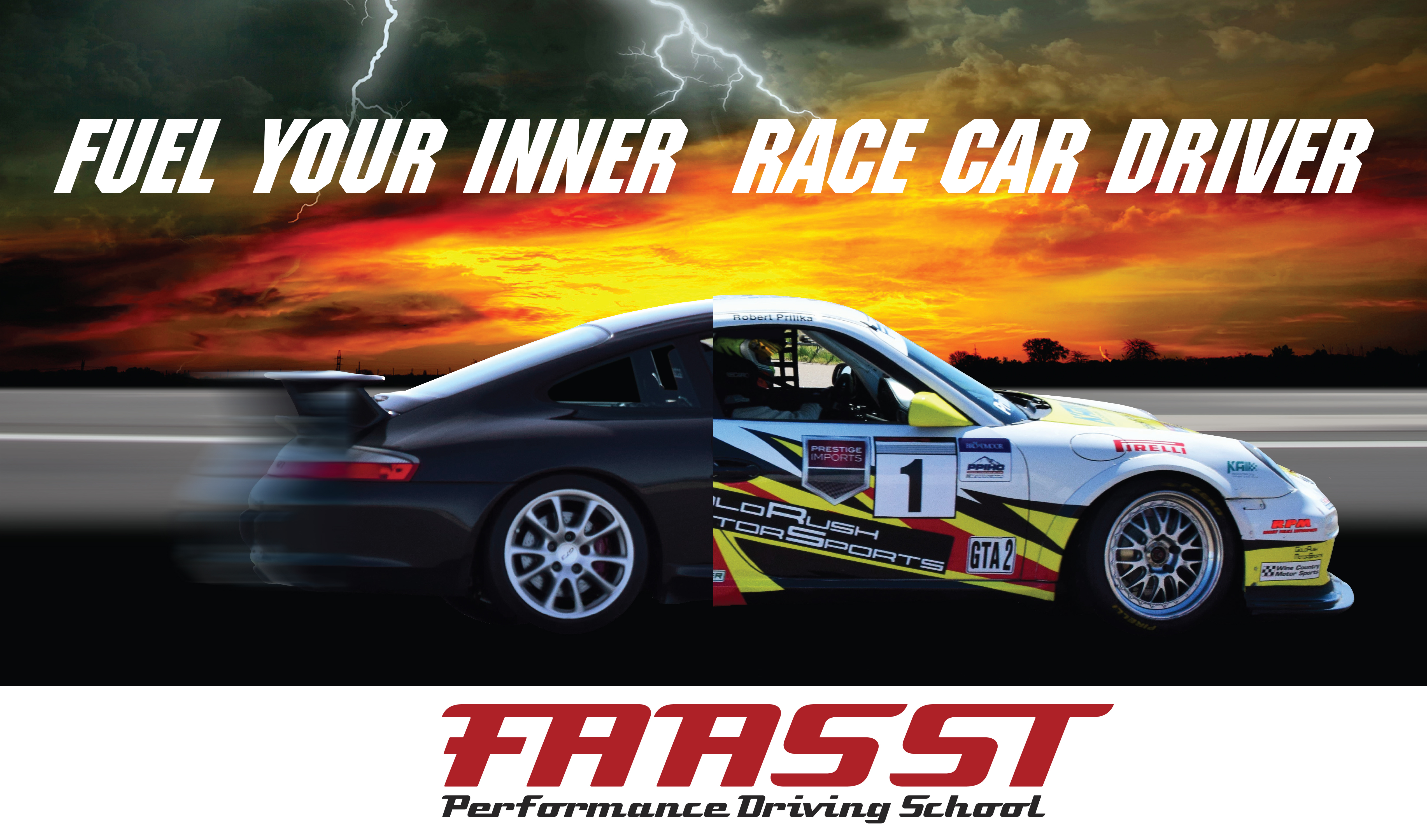 Faasst Performance Driving School Colorado